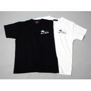 リップ バックプリントTシャツ